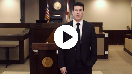 Johnny Devine Criminal Defense Video